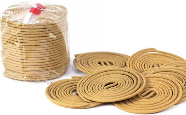 Nhang trầm hương vòng/khoanh và công dụng