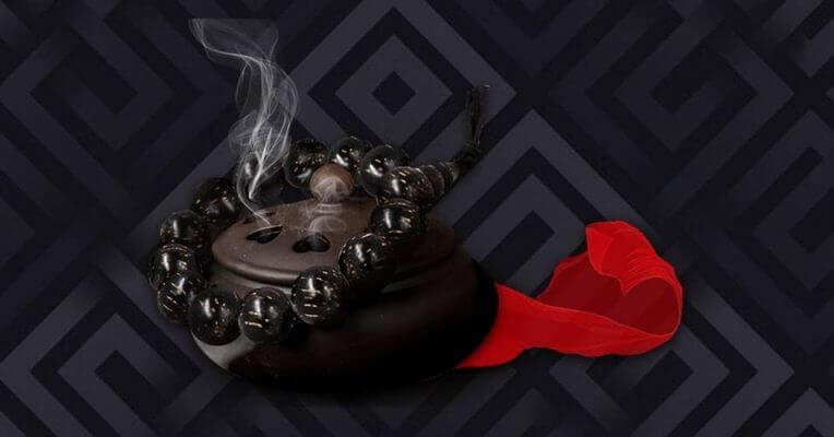 Tác dụng của vòng tay trầm hương