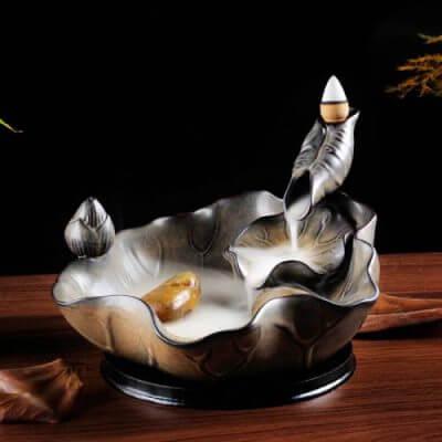 Thác khói trầm hương - Món quà tặng ý nghĩa
